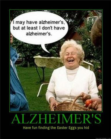 alzheimers demotivational